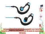 Auriculares deportivos con bluetooth Syllable D700 Auriculares in-ear/Auriculares estereo Bluetooth