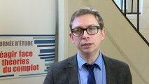 Réagir face aux théories du complot : Interview Gérald Bronner