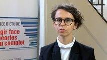 Réagir face aux théorie du complot : Interview Sophie Mazet