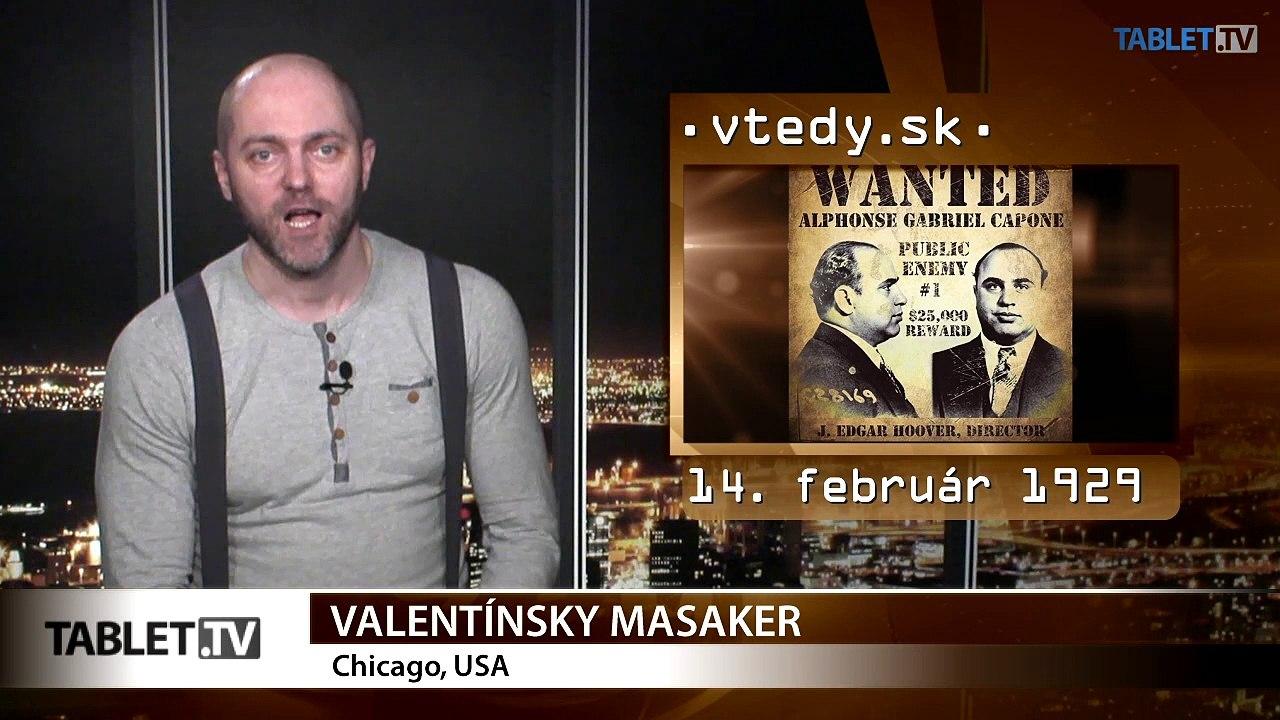 Stalo sa VTEDY: Valentínsky masaker a Chruščovov prejav