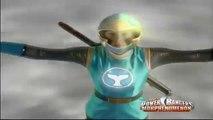 Power Rangers Ninja Storm - Blue Ranger Morph