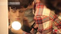 ICEBERG Backstage Autumn Winter 2014 2015 Menswear Milan HD by Fashion Channel