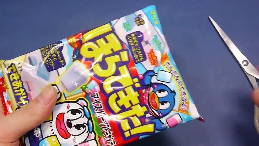 Trò chơi làm kem bằng đồ chơi nấu ăn của Nhật Bản | Godialy.com