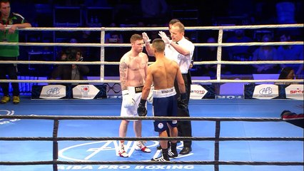 APB Bout 1 -  64kg - Batuhan Gozgec vs Ray Moylette