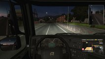 Euro Truck Simulator 2 #2 Delivery CARS With Volvo FH16 600 Hp From Dusseldorf to Rotterdam