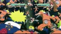 Naruto Shippuden: Ultimate Ninja Storm Generations [HD] - Young Naruto Vs Gaara