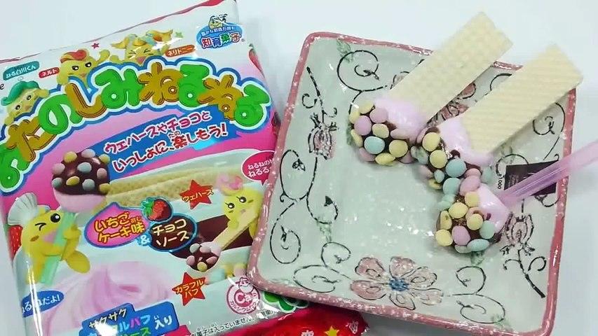 Trò chơi làm kẹo bằng đồ chơi nấu ăn Nhật Bản (2) | Godialy.com