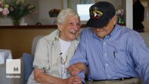 The one that got away: After 70 years, wartime lovers reunite halfway around the world