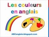 Cours danglais 15 - Les couleurs en anglais Vocabulaire facile Chanson pour enfants débutants