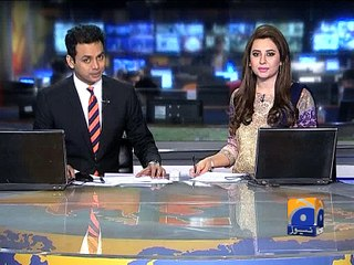 Geo News Headlines - 11 February 2016 - 2100