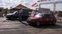 Fiat Uno Turbo Vs. Renault 5 GT Turbo