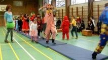 2016-02-08 Fasching in der Grundschule