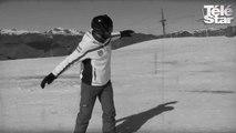 Section de recherches (TF1) : cours de snowboard avec Franck Sémonin