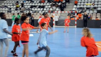 """Tournoi final de la 8e édition du """"Handball'toi à Nantes Métropole"""""""