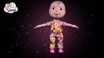 Daddy Finger | Finger Family Song | 3D Animation Finger Family Nursery Rhymes & Songs for