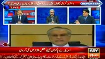 Ishaq Dar is the main person on which there are huge differences between Raheel Shareef and Nawaz Shareef
