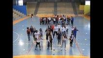 Mon Euro 2016 - Flashmob - Lycee Leonard De Vinci - Saint Michel Sur Orge