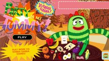 Party In My Tummy - Yo Gabba Gabba Games - Nick Jr.