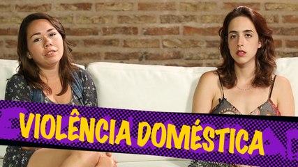 Violência doméstica com Cristina | Encalacrada