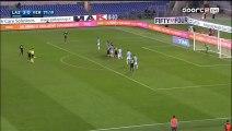 3-1 Leandro Greco Free-Kick Goal - Lazio v. Hellas Verona 11.02.2016 HD