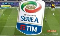 Luca Toni Big Chance - Lazio v. Hellas Verona - Serie A 11.02.2016
