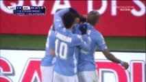 2-0 Stefano Mauri Goal Italy  Serie A - 11.02.2016, Lazio 2-0 Hellas Verona