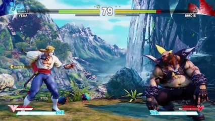 Character Introduction Series - Vega de Street Fighter V
