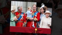 Balcony Baby! See Prince George from Every Angle at Trooping the ColourThe playful