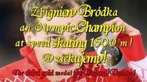 Video 2014 2 24 OLYMPICS Sochi,Russia ZBIGNIEW BRÓDKA wins GOLD MEDAL at speed skating 150
