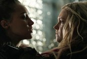 The 100: Eliza Taylor Weighs in on Clexa vs. Bellarke Debate