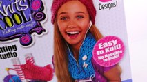Knits Cool Knitting Studio - From the makers of Sew Cool Sewing Machine
