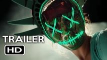 The Purge: Election Year Official Trailer #1 (2016) The Purge 3 Horror Movie HD