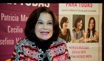 "Katia D'Artigues presenta libro ""Una lección para todas""   Noticias"