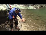 Canadian Sportfishing - Ultralight fishing for brown & rainbow trout
