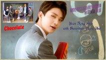 Yoon Jong Shin  with Seventeen Vocal Unit - Chocolate k-pop [germen Sub]