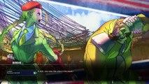 Street Fighter V - Story Mode di Cammy