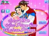 Disney Princess Games - Snow White And Prince Care Newborn – Best Disney Games For Kids Snow White