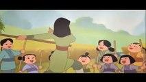 Mulan en Français film complet Disney || film danimation complet en francais