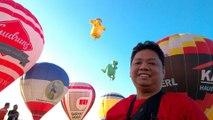 Philippine International Hot Air Balloon Fiesta In Action 8