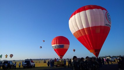 Philippine International Hot Air Balloon Fiesta In Action 9