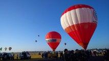 Philippine International Hot Air Balloon Fiesta In Action 9