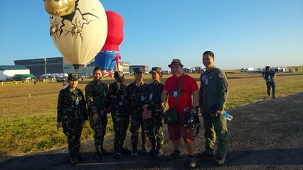 Wazzup Pilipinas at Philippine International Hot Air Balloon Fiesta 2016