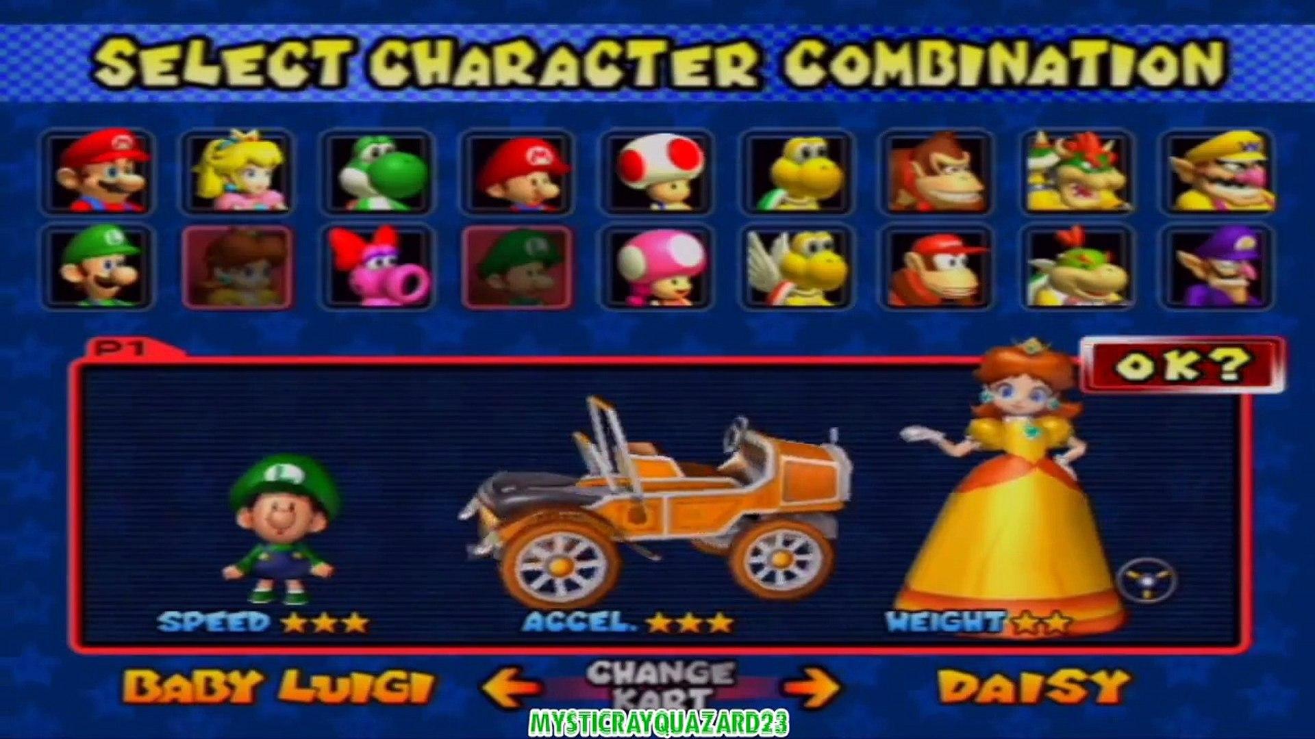 Mario Kart Double Dash Special Cup 150cc Gameplay Walkthrough Part 12 Ngc