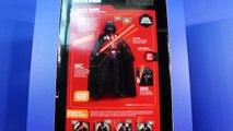 Disney Star Wars Darth Vader Lights & Sounds With Light saber And Yoda