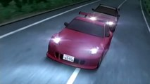 頭文字D Initial D Fifth Stage - ZERO vs 死神 FAIRLADY Z33 vs SKYLINE GTR-32