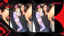 Aishwarya Rai Bachchan with daughter Aradhya on the sets of 'Ae Dil Hai Mushkil' - Bollywood News - #TMT