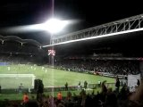 Lyon - Nantes Ovation pour Cacapa