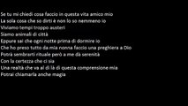 Arisa Guardando il Cielo Official (lyrics testo) Sanremo 2016 HD