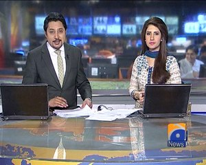 Geo News Headlines - 12 February 2016 - 1500