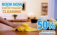 Hassle - Free End of Tenancy Cleaning by Your Cleaners Team London